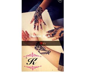 beautiful, henna, and instagram image