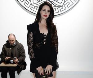 lana del rey, Versace, and lana image