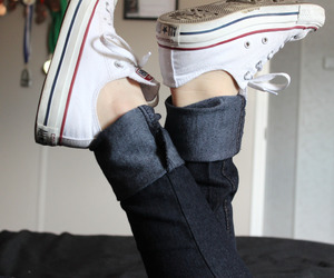 converse and tumblr image