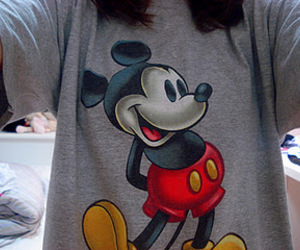 disney, girl, and t-shirt image