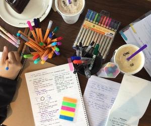 girl, korean, and school image