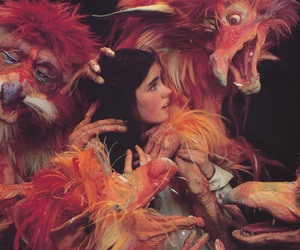 labyrinth, 80's, and jennifer connelly image