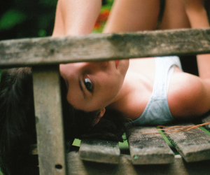 brunette, isabel, and canon ae-1 image