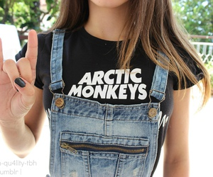 arctic monkeys and tumblr image