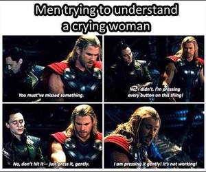 Marvel, quotes, and thor image