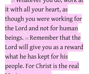 work and bible quotes image