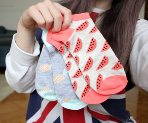 socks, tumblr, and girly image