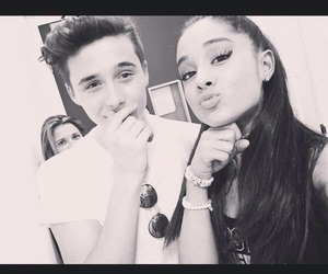 ariana grande, brooklyn beckham, and ariana image
