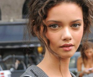 green eyes, model, and marina nery image