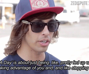 pierce the veil, king for a day, and ptv image