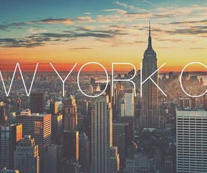 Dream, nyc, and love this city image