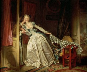 1700, madame, and love image