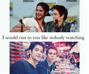 tyler posey, dylan o'brien, and dylan sprayberry image