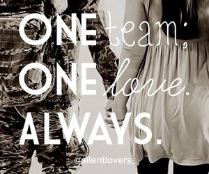 military, soldier, and love image