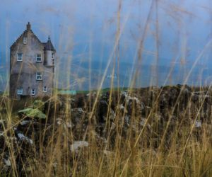 castle, scotland, and j image