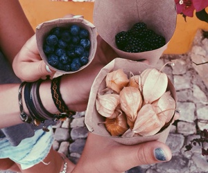 amazing, beautiful, and blackberries image