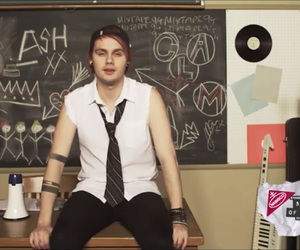 band, michael clifford, and boy image