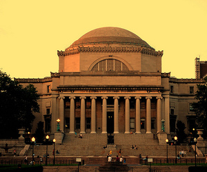 architecture, ivy league, and new york city image