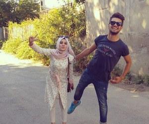 hijab, cute, and beautiful image
