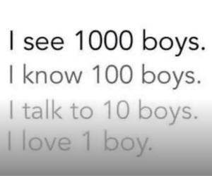 boy, love, and talk image