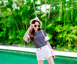 tropical, ulzzang, and kim shin yeong ulzzang image