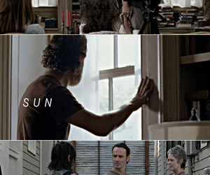 the walking dead, golden trio, and twd image