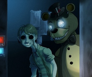Freddy, fnaf, and five nights at freddy's image