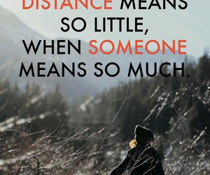 distance, feelings, and friendship image