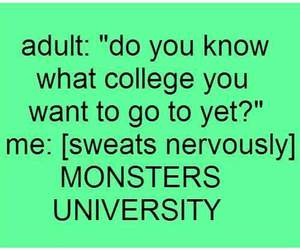 college, hilarious, and funny image