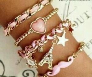 accessories, bracelets, and diamond image