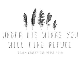 feather, quote, and god image