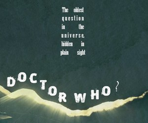 doctor who and question image