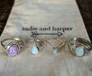 fashion, indie, and jewelry image