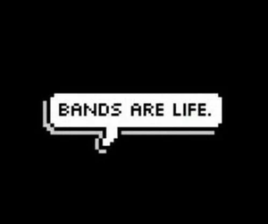 band, life, and music image