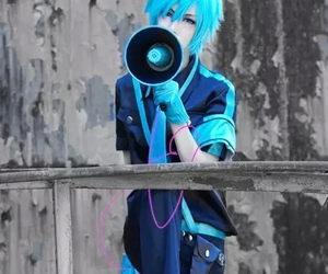 cosplay, vocaloid, and hatsune image