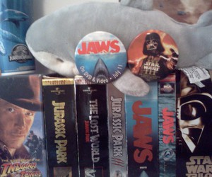 awesome, jaws, and Jurassic Park image