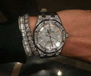 luxury, watch, and style image