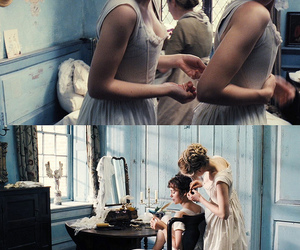 pride and prejudice, sisters, and victorian image