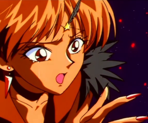 sailor moon, sailor animamates, and sailor lead crow image