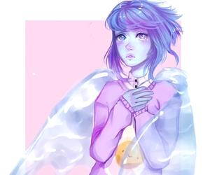 cartoon, girl, and anime version image