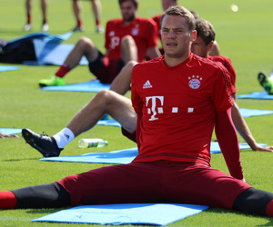 football, germany, and manuel neuer image