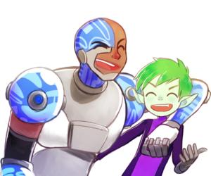 anime, cyborg, and lol image