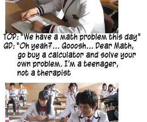 kpop, math, and problems image