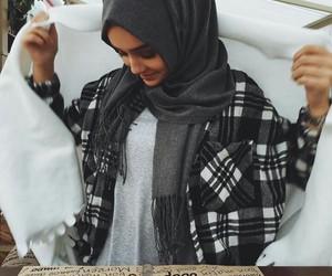 fashion, hijab, and muslim image
