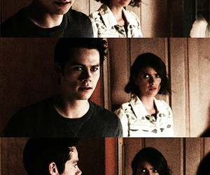 teenwolf and stalia image