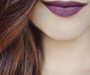 lips and purple image