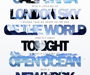 5sos, fly away, and Lyrics image