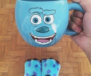 blue, cup, and mug image