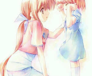 clannad and anime image