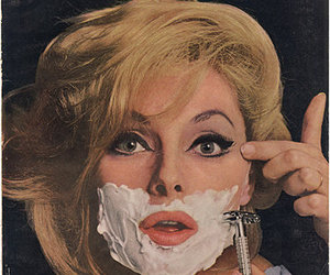 esquire, shave, and funny image